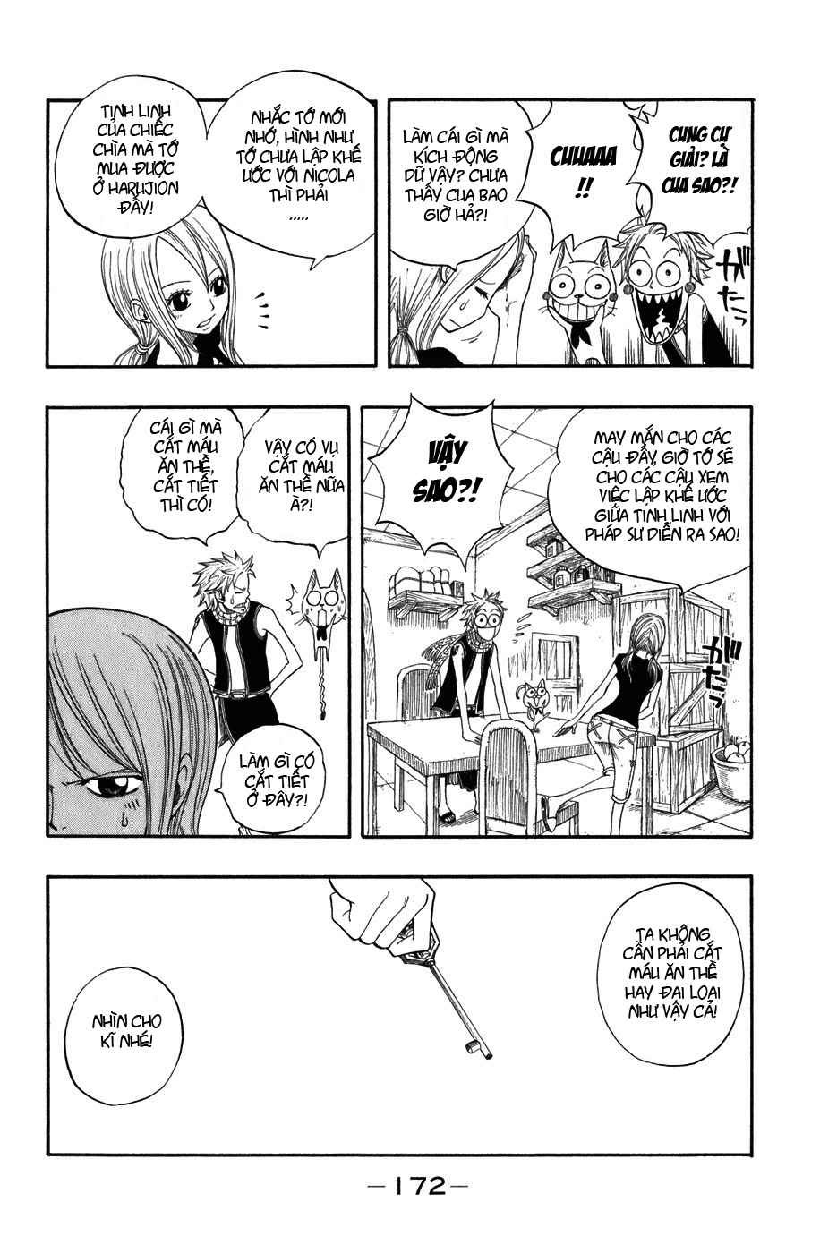 Fairy Tail Chap 4
