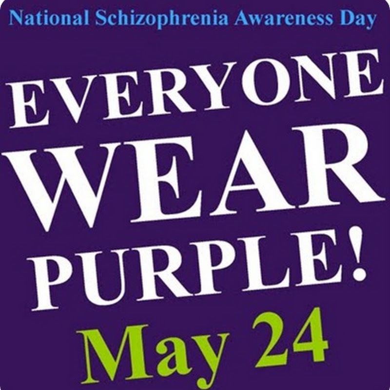 National Schizophrenia Awareness Day