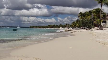 Vacanta Republica Dominicana: Plaja de pe Catalina