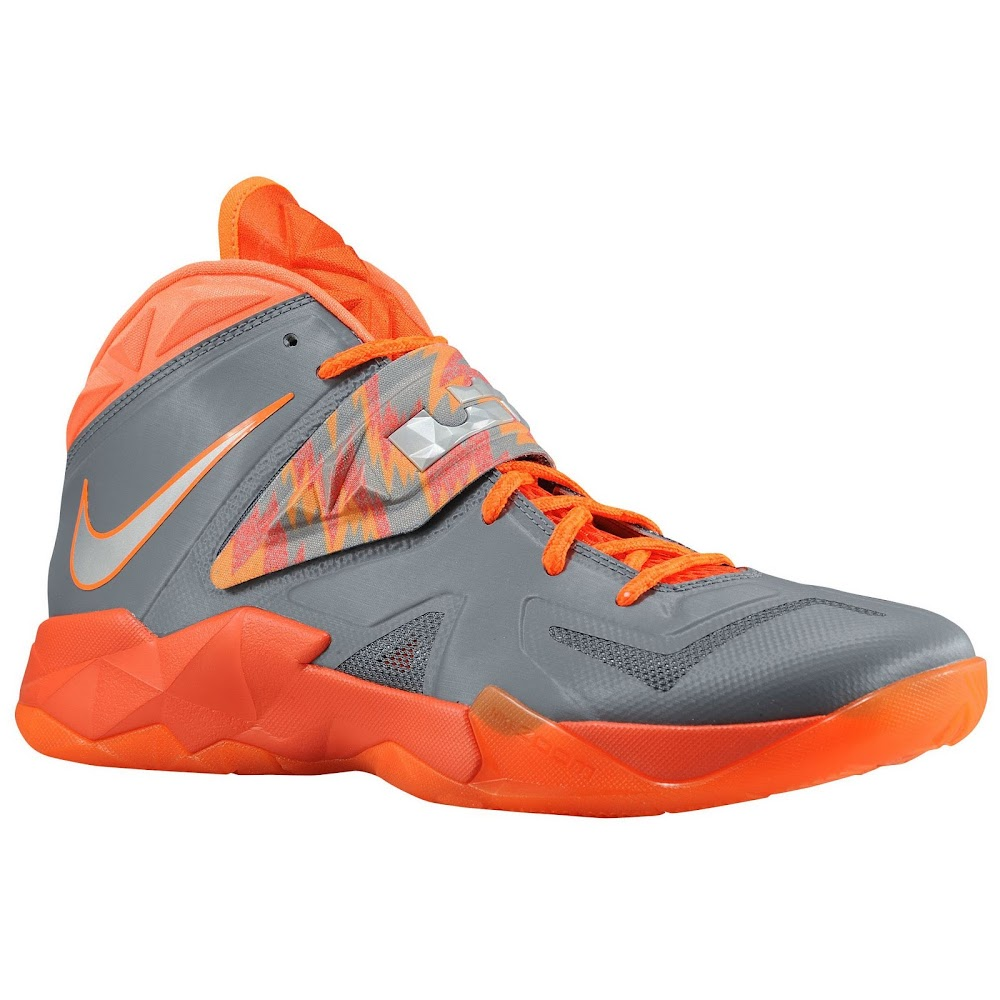 promo code fce98 1ad94 ... LEBRON8217s Nike Zoom Soldier VII 8220135 Pack8221 Available at Eastbay  ...