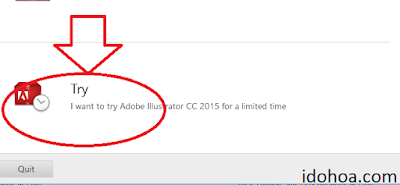 Phần mềm Adobe Illustrator CC 2015 Full
