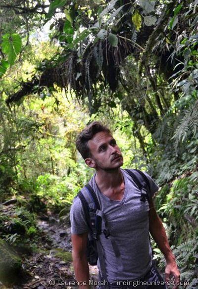 HikingInValleDelCocoraColombia