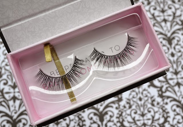 Femme Fatale Lashes in Femme Fatales Look Review (5)