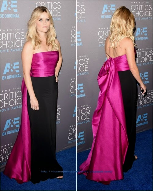 Reese Witherspoon attends the 20th annual Critics Choice Movie Awards