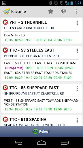 Toronto - Next Bus GTA 2.2 screenshots 6