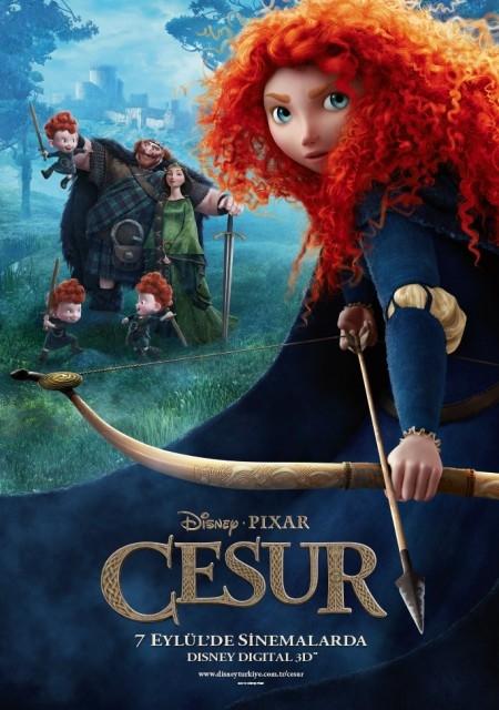 Cesur (Brave) BRRip Türkçe Dublaj