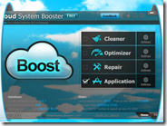 Ottimizzare, pulire e riparare il PC con Cloud System Booster