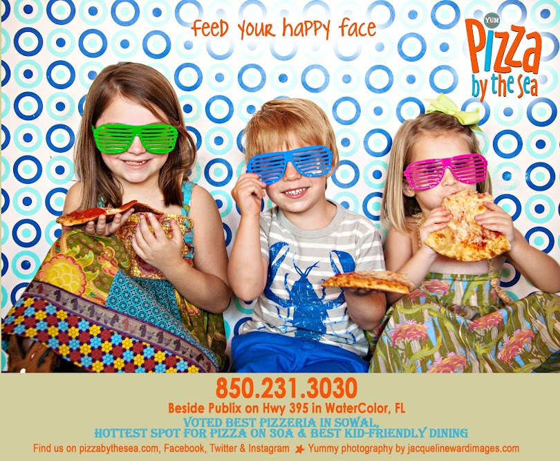 Pizza by the Sea in WaterColor, Florida * (850) 231-3030