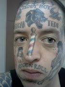 TATTOO FAIL . Worst Tattoos Ever, Bro