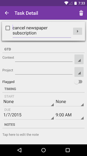 玩免費生產應用APP|下載Focus GTD app不用錢|硬是要APP