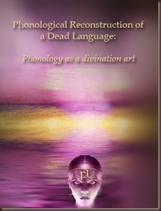 Phonology as a divination art Cover