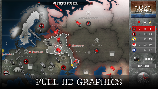1941: World War Strategy  screenshots 2
