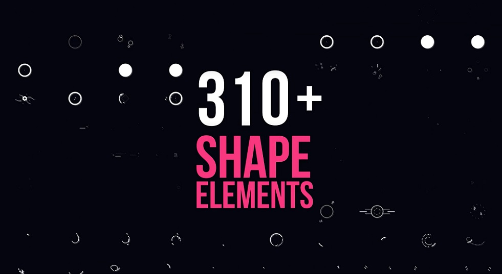 310+ Motion elements tuyệt vời cho After Effect
