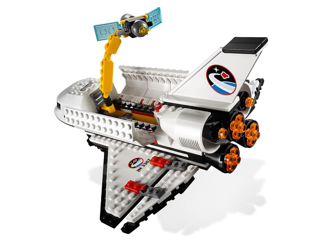 lego space shuttle bricklink - photo #15
