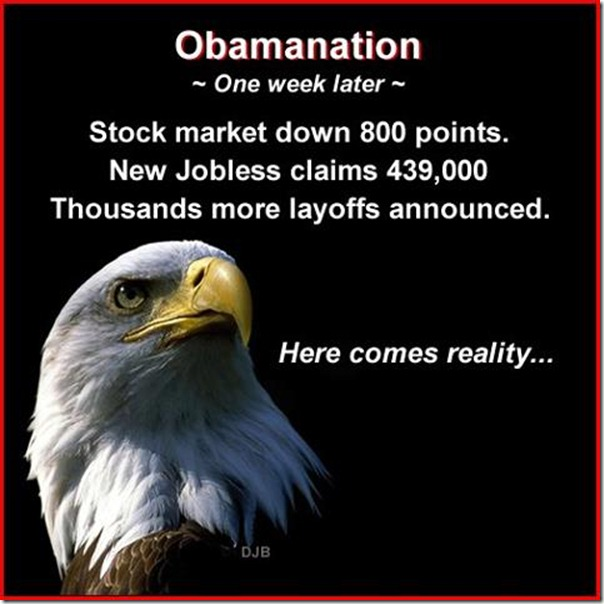 Obamanation one week later