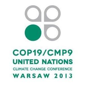 Energie et developpement - logo de la COP19, conférence climatique 2013 de Varsovie
