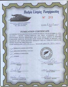 fumigationcert