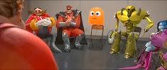 08 Dr. Robotnik, M. Bison, Clyde, Cyborg