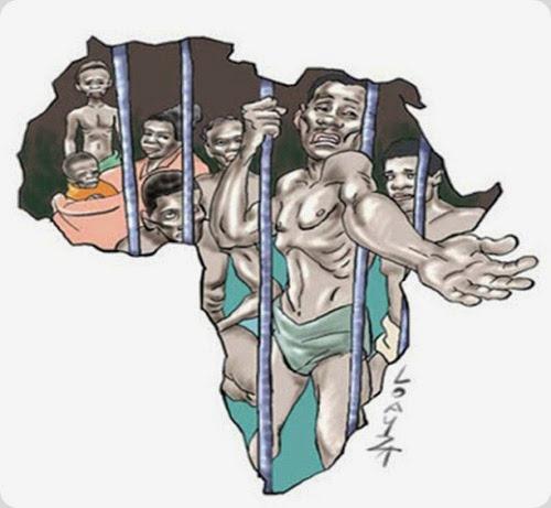 Africa vignetta