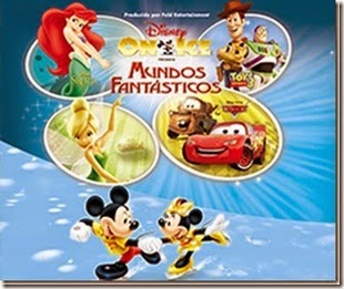 Disney on Ice en Monterrey