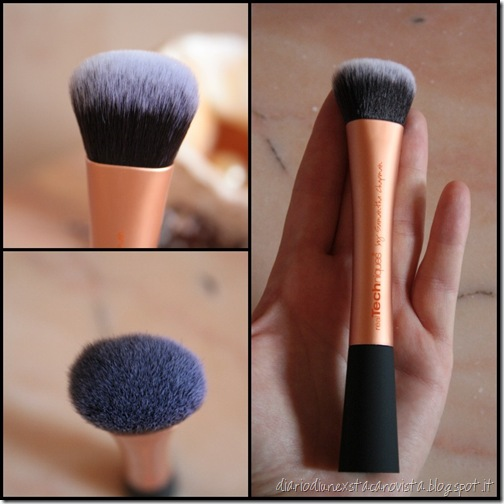 real techniques expert face brush 3