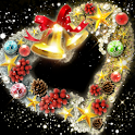 Xmas*Heart*Wreath SG LWP Trial icon