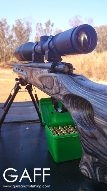 Howa  243 Winchester Rifle Review - GAFF