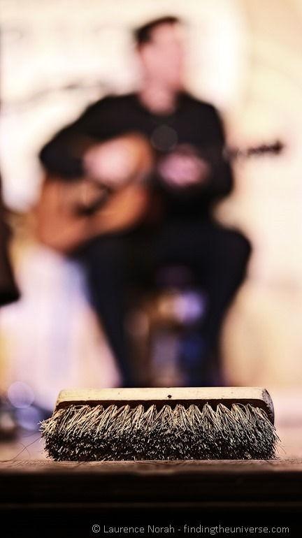 Broom dance Ireland guitar