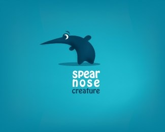 spear-nose-creature