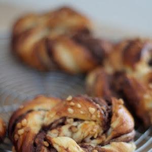 Nutella Rolls