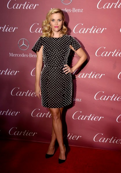 Reese Witherspoon attends the 26th Annual Palm Springs International Film