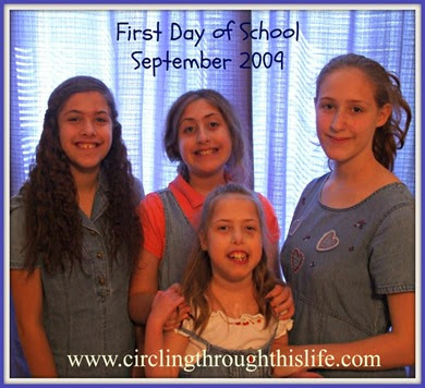 First Day Of School Traditions Pictures
