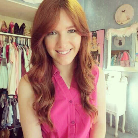 Superb Kathleens Closet The Imfamous Middle Part Hairstyle Inspiration Daily Dogsangcom
