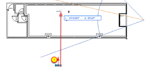 Line lights, Area Lights | Architectural Drafting in VectorWorks