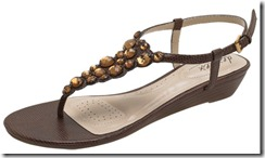 Dexflex by Dexter McKenna Embellished Sandal from Payless