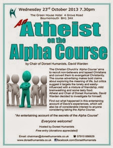 Atheist on Alpha Course