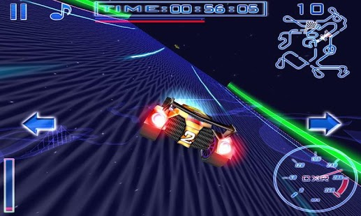 CrazXRacing HighLight Free - screenshot thumbnail