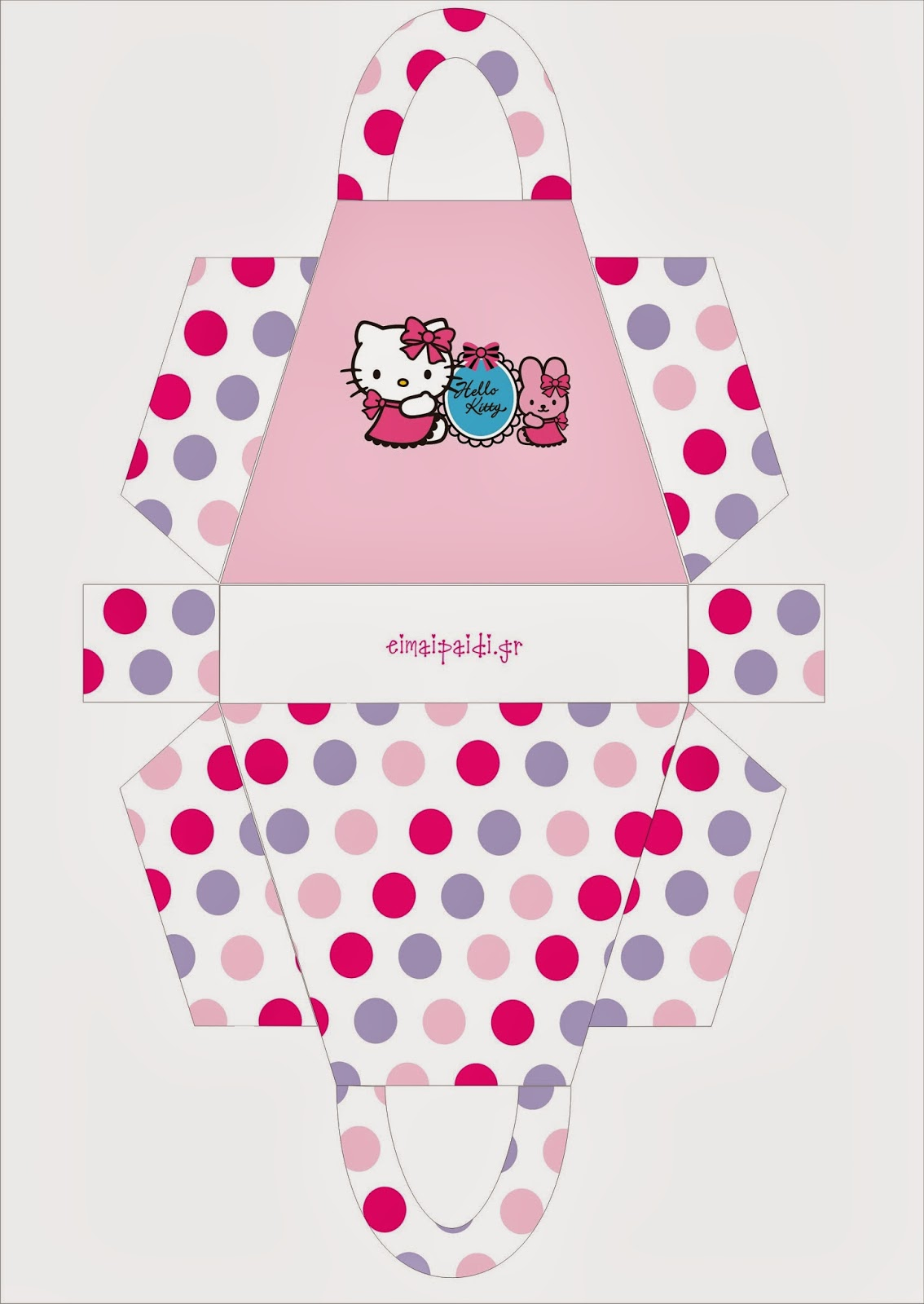 eimaipaidi.gr-τσαντάκι Hello Kitty-printables