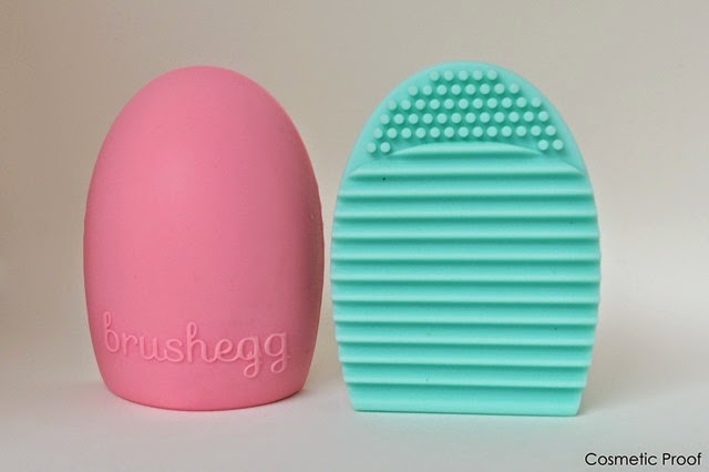 brushegg Brush Cleaner