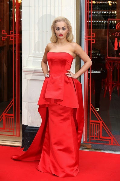 Rita Ora Rita Ora Teams Up Coca Cola Part