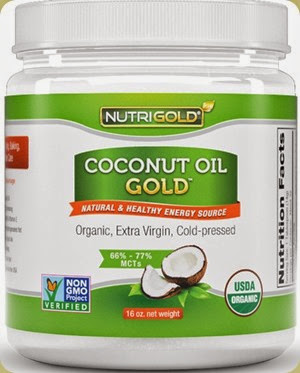 NutriGold Coconut Oil Gold (Organic Extra Virgin) - Thoughts in Progress