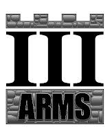 III Arms Company Logo