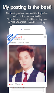 App Kpop Star ♥ - Idol ranking APK for Windows Phone
