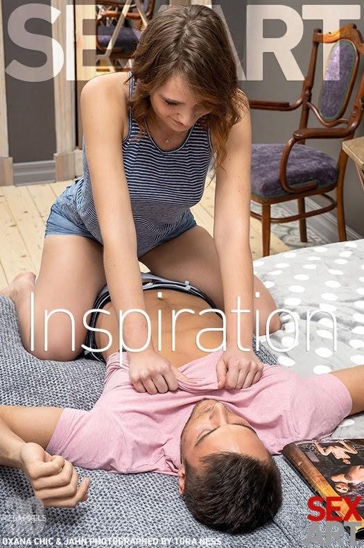 [SexArt] Oxana Chic - Inspiration sexy girls image jav