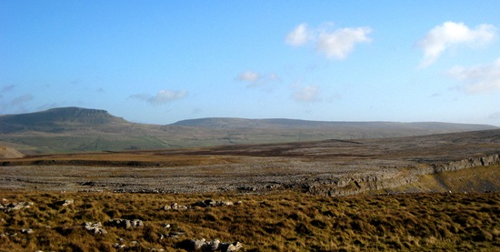 PEN-Y-GHENT & FOUNTAINS FELL