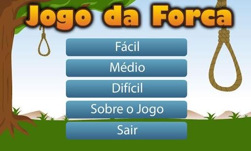 Jogo da Forca (BR)- screenshot thumbnail