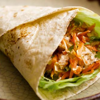 Tuna Wrap Recipes.