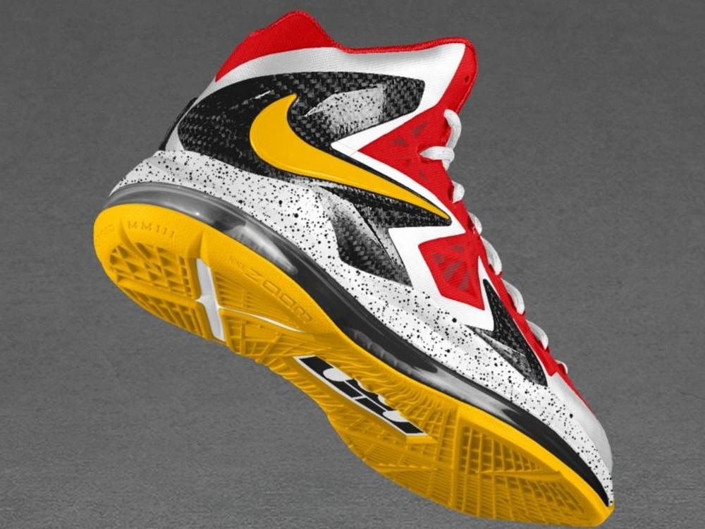 The Latest Nike LeBron 10s PS Elite MVP Championship Pack