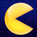 PAC-MAN +Tournaments logo