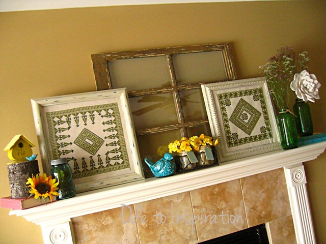 Rustic-Spring-Mantel-Decorating-1024x768